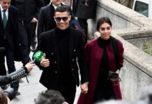 Ronaldo and Georgina Rodriguez - Pierre-Philippe Marcou