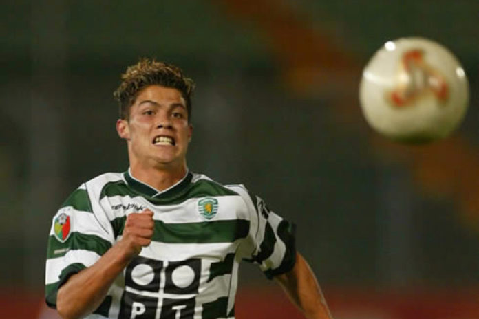 online store 33ce7 e3181 Transfer talk: Lazio missed out on a young Ronaldo