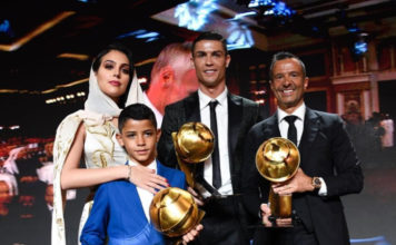 Cristiano Ronaldo family awards (1)